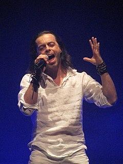 Nuno Resende Portuguese singer