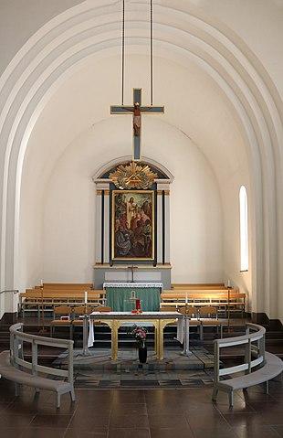 Nybro kyrka - Wikiwand