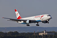 OE-LAT - B763 - Austrian Airlines