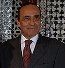 OSCE PA President Christine Muttonen with President of the House of Representatives Lahbib El Malki, Rabat, 21 September 2017 (37320153026) (cropped).jpg