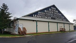 Oaks Park Roller Skating Rink Roller rink in Portland, Oregon, U.S.