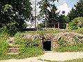 Oberkirch, Schauenburg, Burghof, Blick nach Norden auf den Keller.jpg