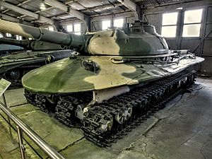 Object 279 - Object 279 in the Kubinka Tank Museum