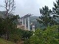 Obras del AVE a su paso por Ponte Ulla - 1.JPG