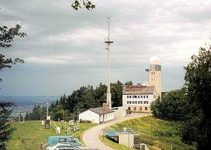 Hohenpeißenberg Meteorological Observatory - Observatory Hohenpeißenberg