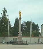 Ochsenhausen Mariensäule