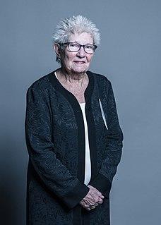 Margaret Prosser, Baroness Prosser British politician