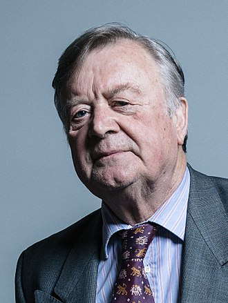 Secretary of State for Justice - Image: Official portrait of Mr Kenneth Clarke crop 2