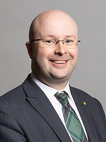Official portrait of Patrick Grady MP crop 2.jpg
