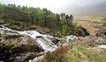 Ogwen waterfalls. - geograph.org.uk - 510844.jpg