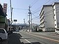 Oita Prefectural Road No.9 near Mikuma-Ohashi Bridge.jpg