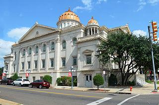 First Christian Church (Oklahoma City, Oklahoma) United States historic place
