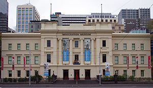 Knight & Kerr - Old Customs House in Melbourne