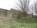 Old barn at Snitterby Cliff Farm - geograph.org.uk - 326774.jpg