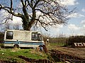Old van, The Hundred - geograph.org.uk - 146887.jpg