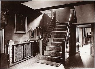 Hollingworth - Inside Hollingworth Hall