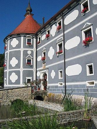Olimje Castle - Image: Olimje samostan 1
