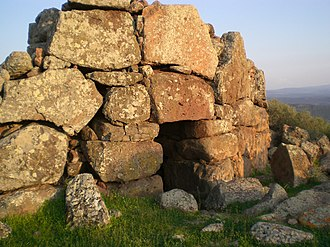 Monte Claro culture - Monte Baranta