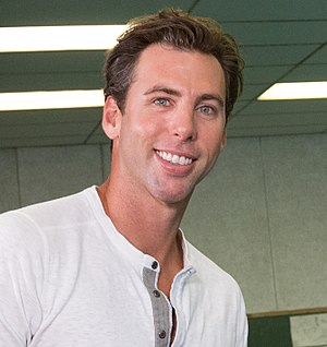 Swimming at the 2008 Summer Olympics – Men's 1500 metre freestyle - Grant Hackett was the world record holder and aiming to be the first male to complete a hat-trick in swimming events.