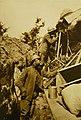 On the Pedgora, Italian sentinels giving warning of gas attack (28687971462).jpg