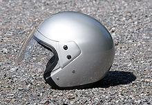 220px-Open-face_helmet.JPG