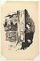 Open Here I Flung the Shutter. Illustration to The Raven by Edgar Allan Poe MET DP820762.jpg