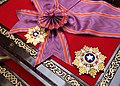 Order of Brilliant Star for the educators who have made outstanding contributions to the society 20150923.jpg