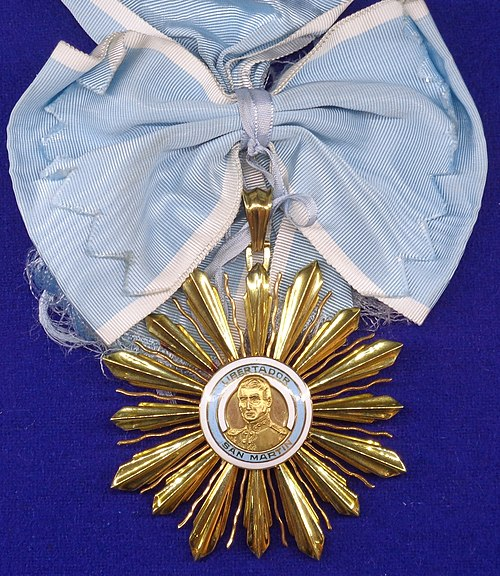Order of the Liberator General San Martín