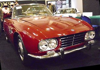 Carrozzeria Fissore - OSCA 1600 GT 2 von 1963