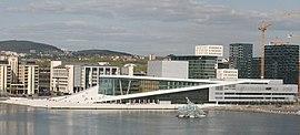 Oslo Opera She Lies