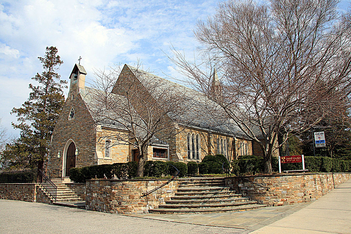 Christ Church Oyster Bay New York Wikipedia