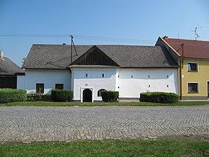 Haná - Haná vernacular architecture in Příkazy