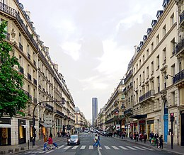 Rue de rennes paris wikip dia for Carrelage du sud boulevard saint germain