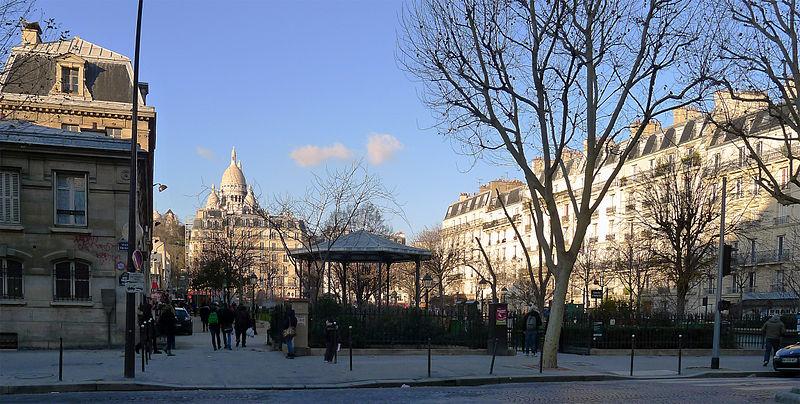 Fichier:P1150250 Paris IX place et square d'Anvers rwk.jpg