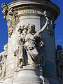 P1280505 Paris XI place Republique statue Liberte rwk.jpg