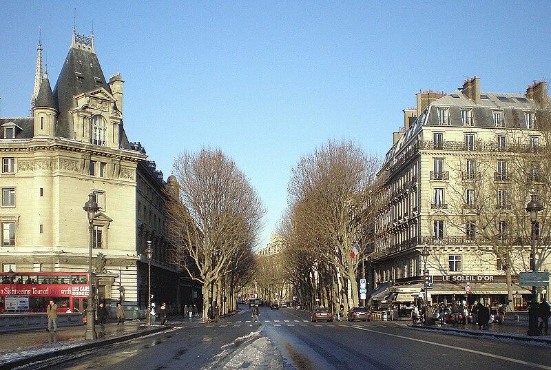 Fichier:PC090091 Paris I Boulevard du Palais reductwk.JPG