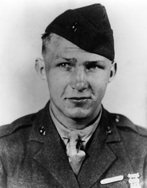 Harold C. Agerholm - Image: PFC Agerholm USMC