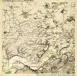 Historische Karten Der Stadt Bochum Wikipedia