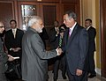 PM Modi meets John Boehner, the Speaker of the House of Representatives.jpg