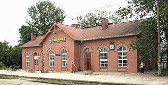 Pabianice - Pabianice Railway Station
