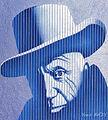 Pablo Picasso par Yves BADY-DAHDAH , Figuration linéaire.jpg