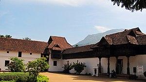 Padmanabhapuram Palace - Image: Padmanabhapuram Palace 1