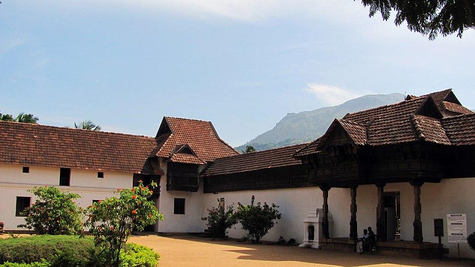 Padmanabhapuram Palace 1