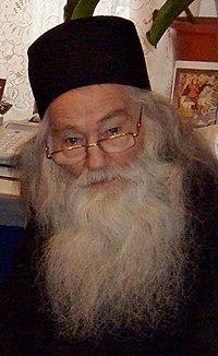Padre Iustin Parvu de la Petru Voda.JPG