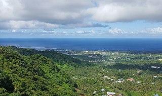 Tafuna, American Samoa Village in American Samoa, United States of America