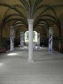 Paimpol (22) Abbaye de Beauport Salle capitulaire 09.JPG