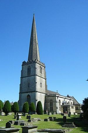 Painswick - St Mary's Parish Church