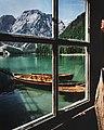 Pair of boats on water in Lago di Braies (Unsplash).jpg