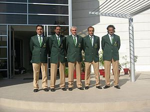 Pakistan national football team - Current Coaching staff of Pakistan football team.