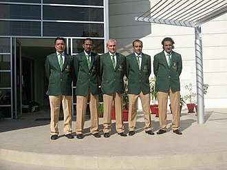 Pakistan national football team - Current Coaching staff of Pakistan football team.